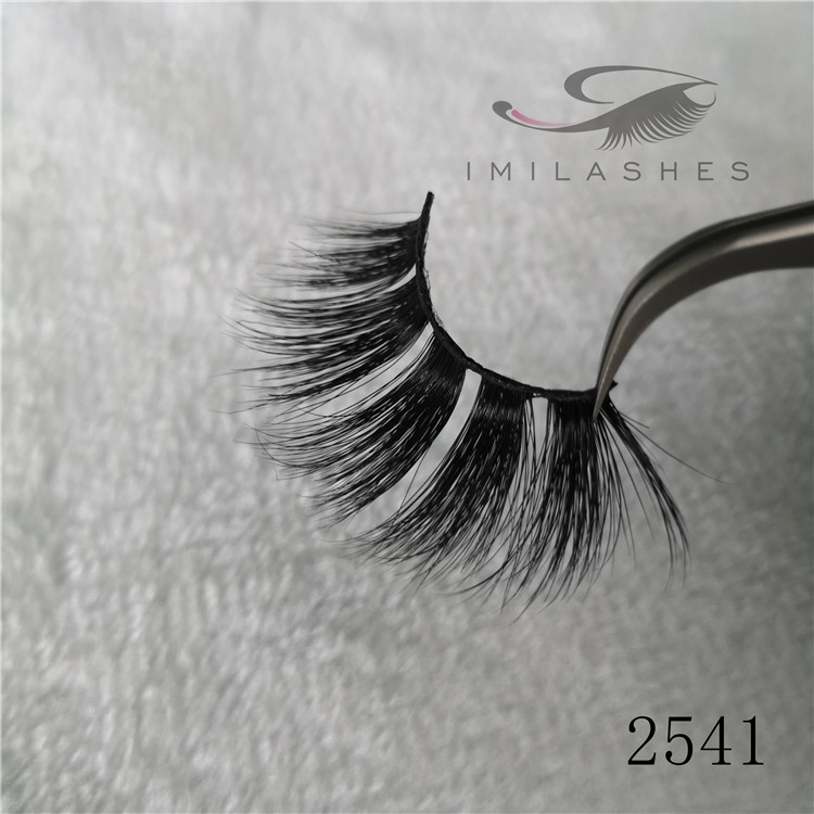 Wholesale 100 3D mink eyelashes thicker eyelashes A-41