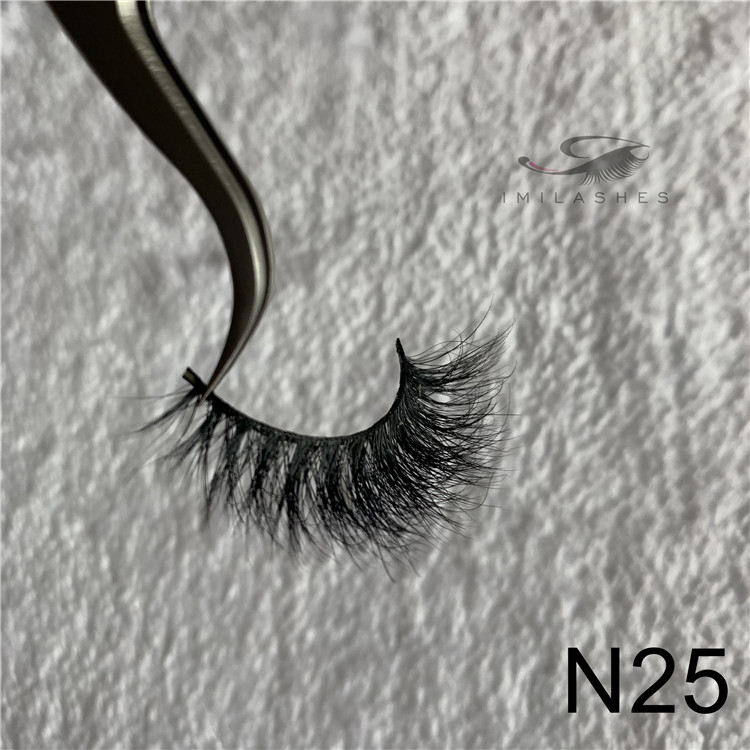 Wholesale full set 100 3D mink fur eyelashes
