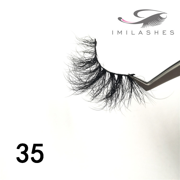 Dramatic 25mm 3d mink lashes wholesale vendors - A