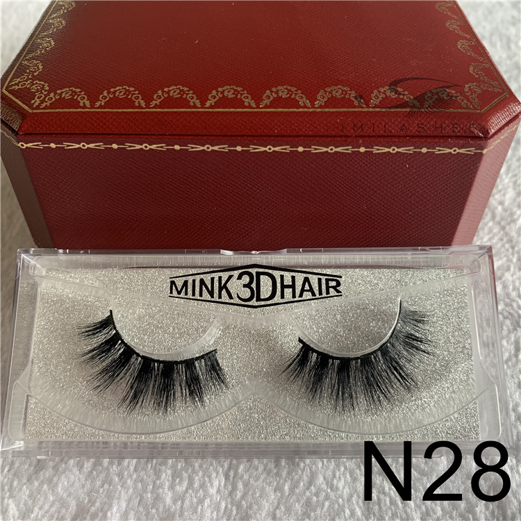 3D mink eyelash extensions manufacturer wholesale best mink lashes