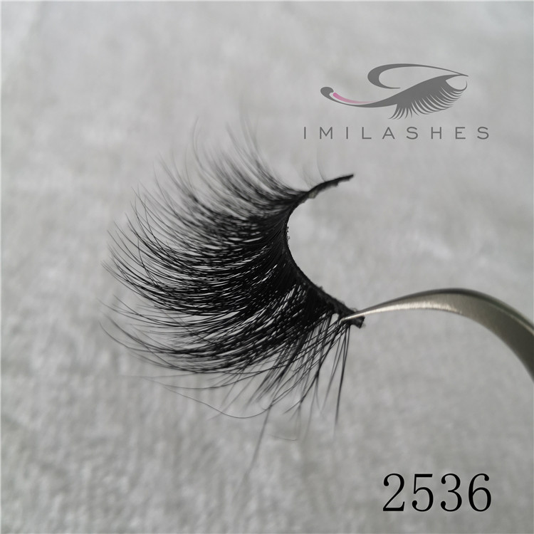 Beautiful 25mm 3d best fake long eyealshes A-36