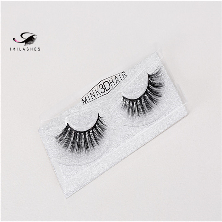 Wholesale high quality 3D mink eyelashes