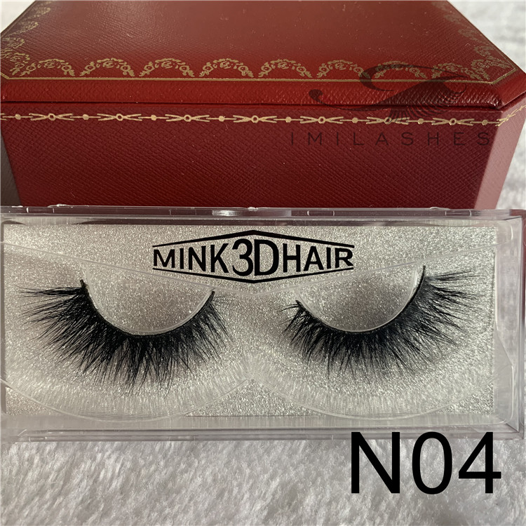 Best cheap 3D eyelash extensions vendor in China