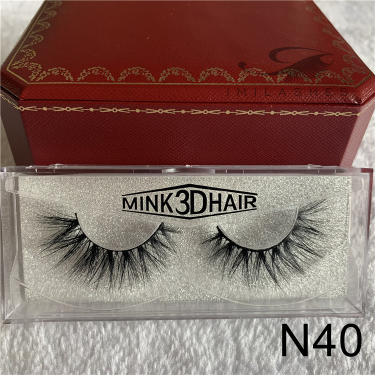China 3D mink eyelashes manufacturers wholesale good quality eyelashes