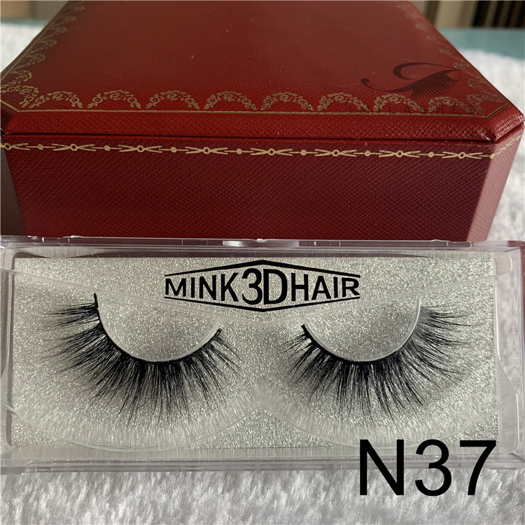 China 3D mink fur lashes manufacturers wholesale affordable mink lashes