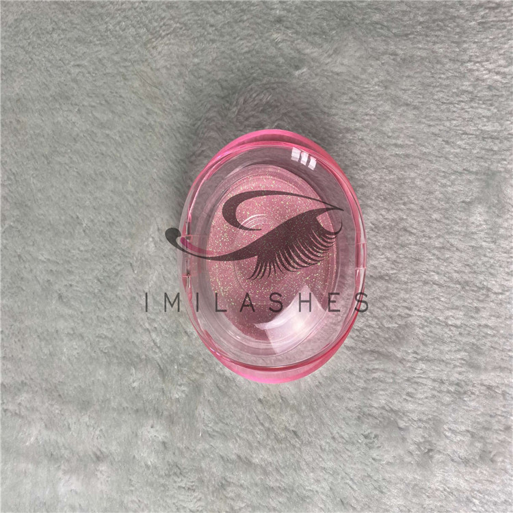 China custom lash packaging factory supply the mink lashes packaging boxes