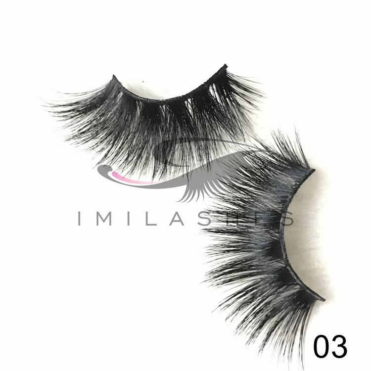 83af285ea8b Chinese eyelashes vendor wholesale 25 mm mink eyelashes with unique 2019  style