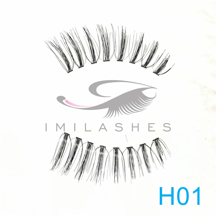 Human hair eyelashes manufactures wholesale best human hair lashes