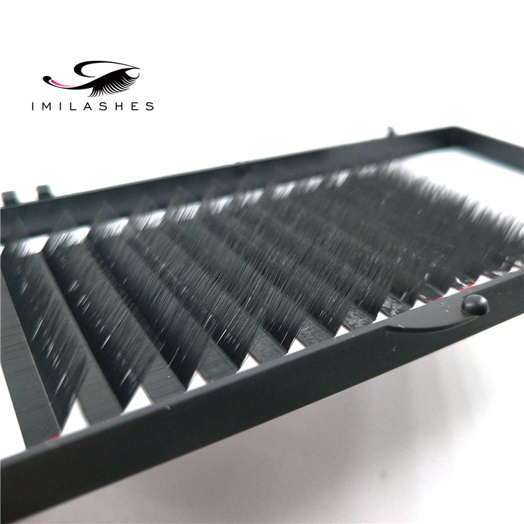 China eyelash extensions factory wholesale LS curl eyelash extensions