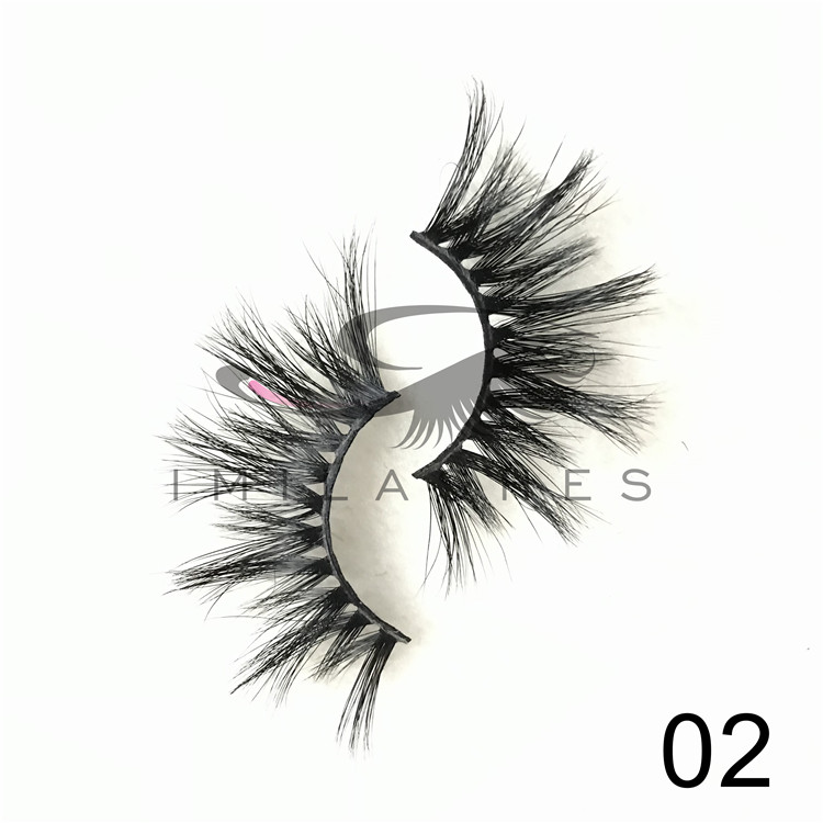 Lash Vendor Distributor Wholesale 25 mm Mink Eyelashes with 2019 New Trends