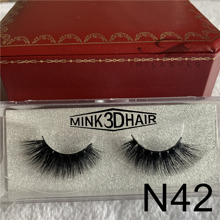 Mink eyelash extensions manufacturer wholesale real mink eyelashes