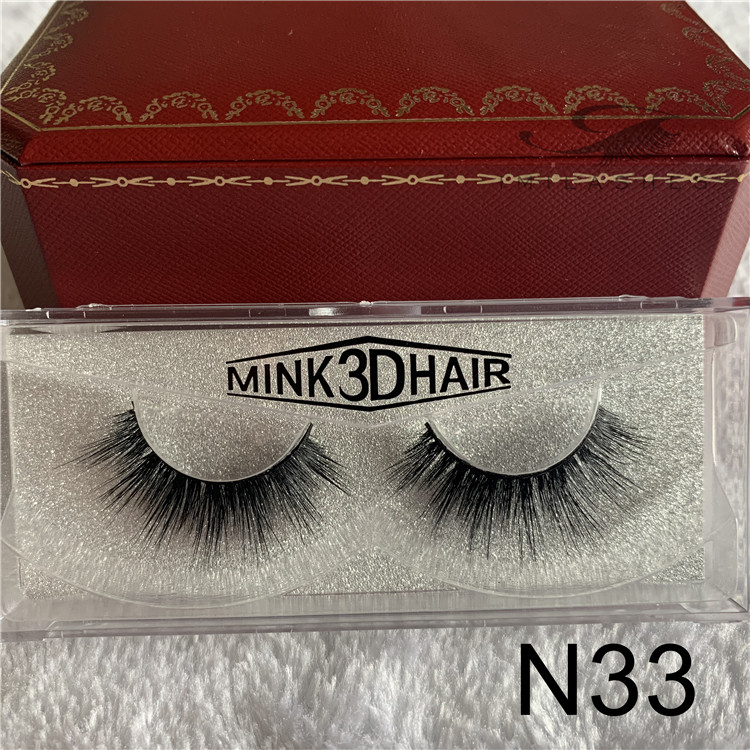 Mink eyelashes suppliers wholesale cheap 3d mink lashes