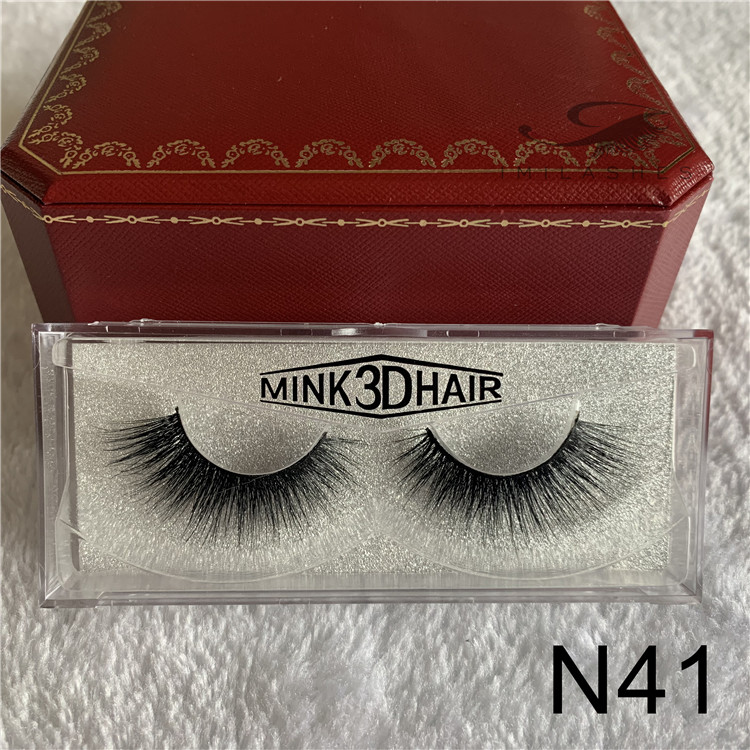 Siberian mink eyelash extensions suppliers wholesale best 3D mink eyelash extensions