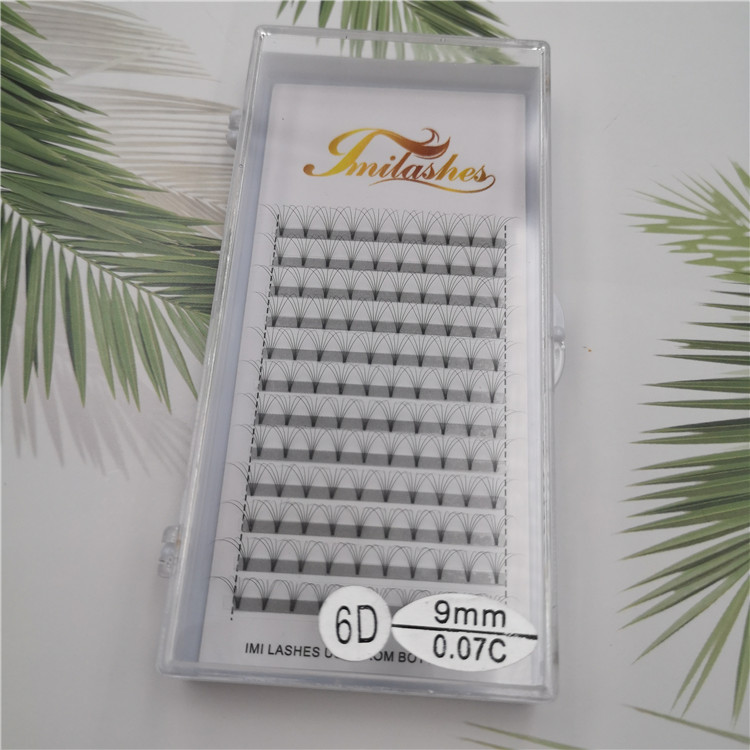 Wholesale best premade volume fans eyelash extensions usa