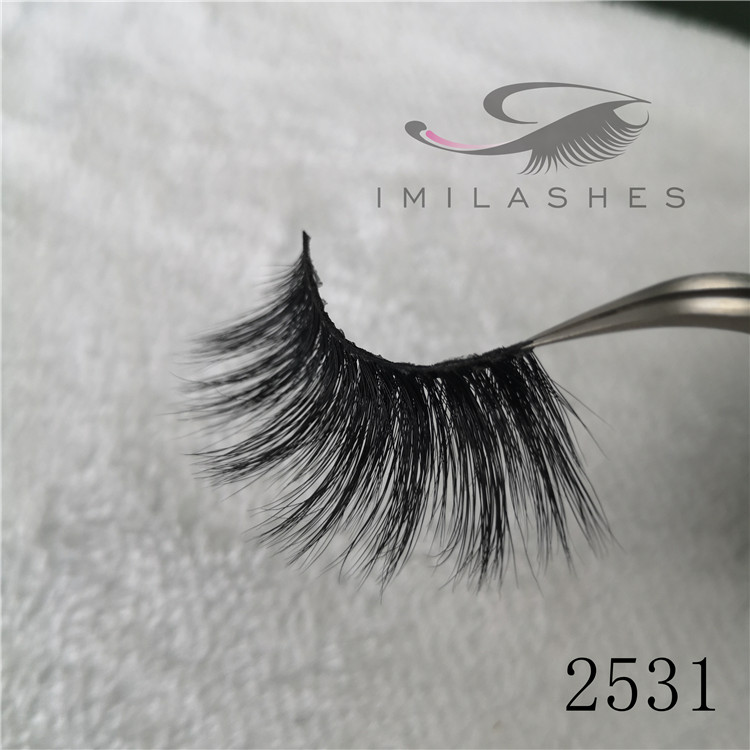 25mm 3d real mink lashes long lashes