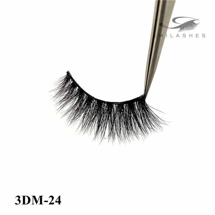 Best short mink lashes wholesale China - A