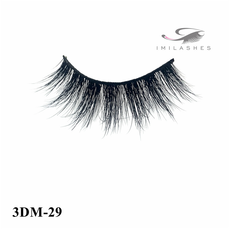 Perfect exquisite full and fabulous faux mink lashes wholesale-V