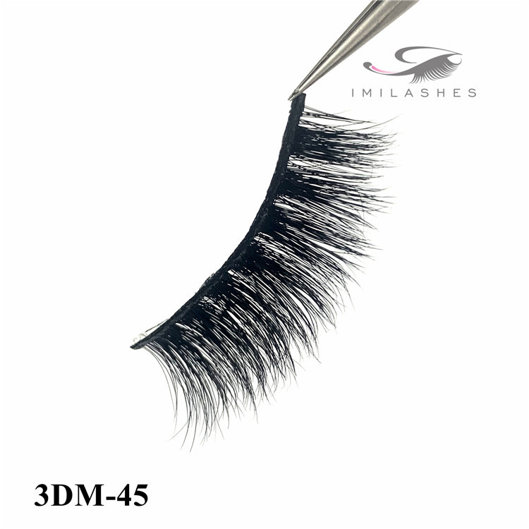 Wholesale 3D mink lashes and cheap false eyelashes-D