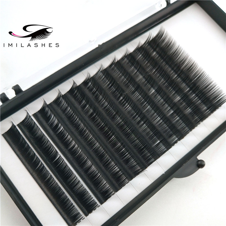China lash extensions factory wholesale volume eyelash extensions