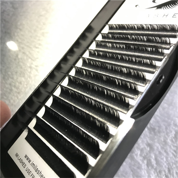 Wholesale 0.03 C+ Curl Russian individual lashes