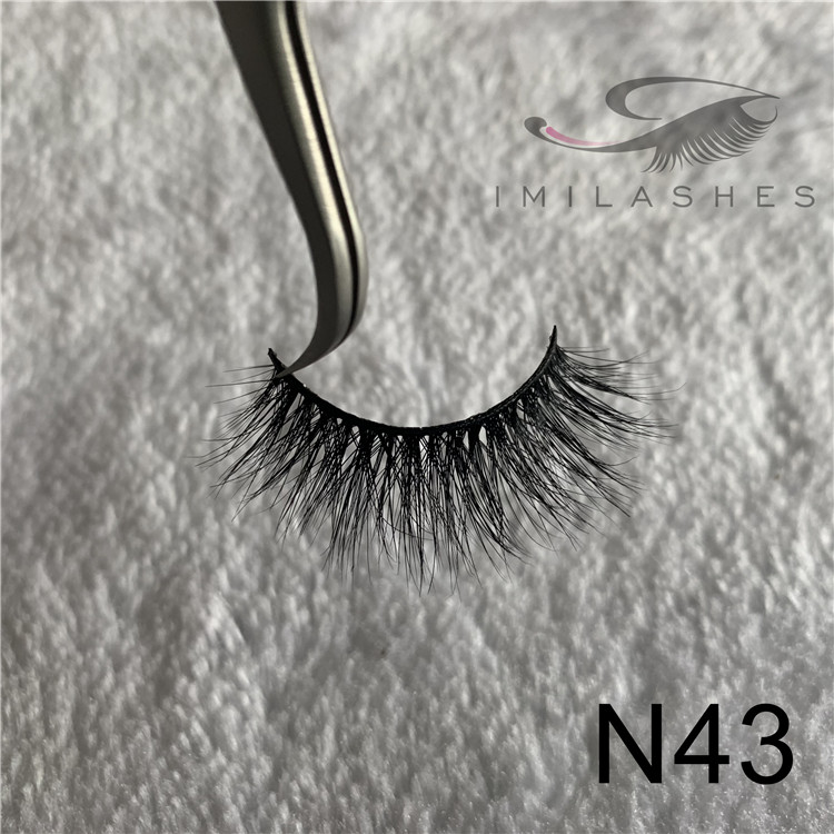 China mink eyelash factory wholesale eyelash extensions middle east