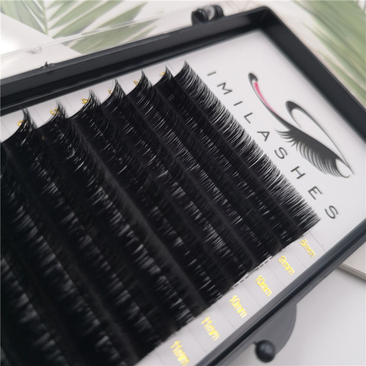 Wholesale blooming fast fanning lash extensions in Europe-V