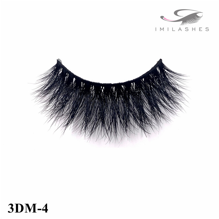 Vivid glamorous and more attractive faux mink lashes wholesale-V