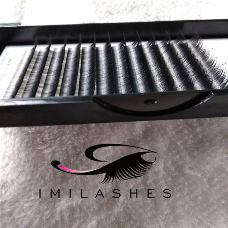 Wholesale best classic c curl flat eyelash extensions toronto-V