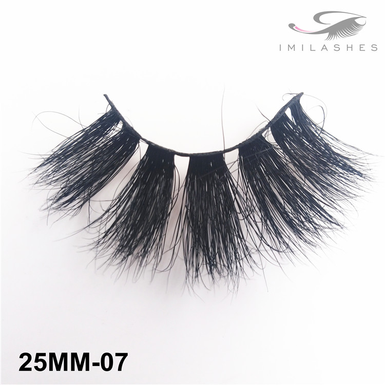Various styles faux mink eyelashes wholesale-V