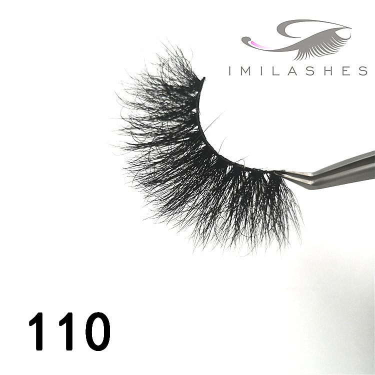 25mm volume 3d real mink lashes wholesale - A