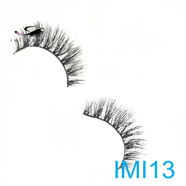 Wholesale 3D mink lashes for mink lash bar