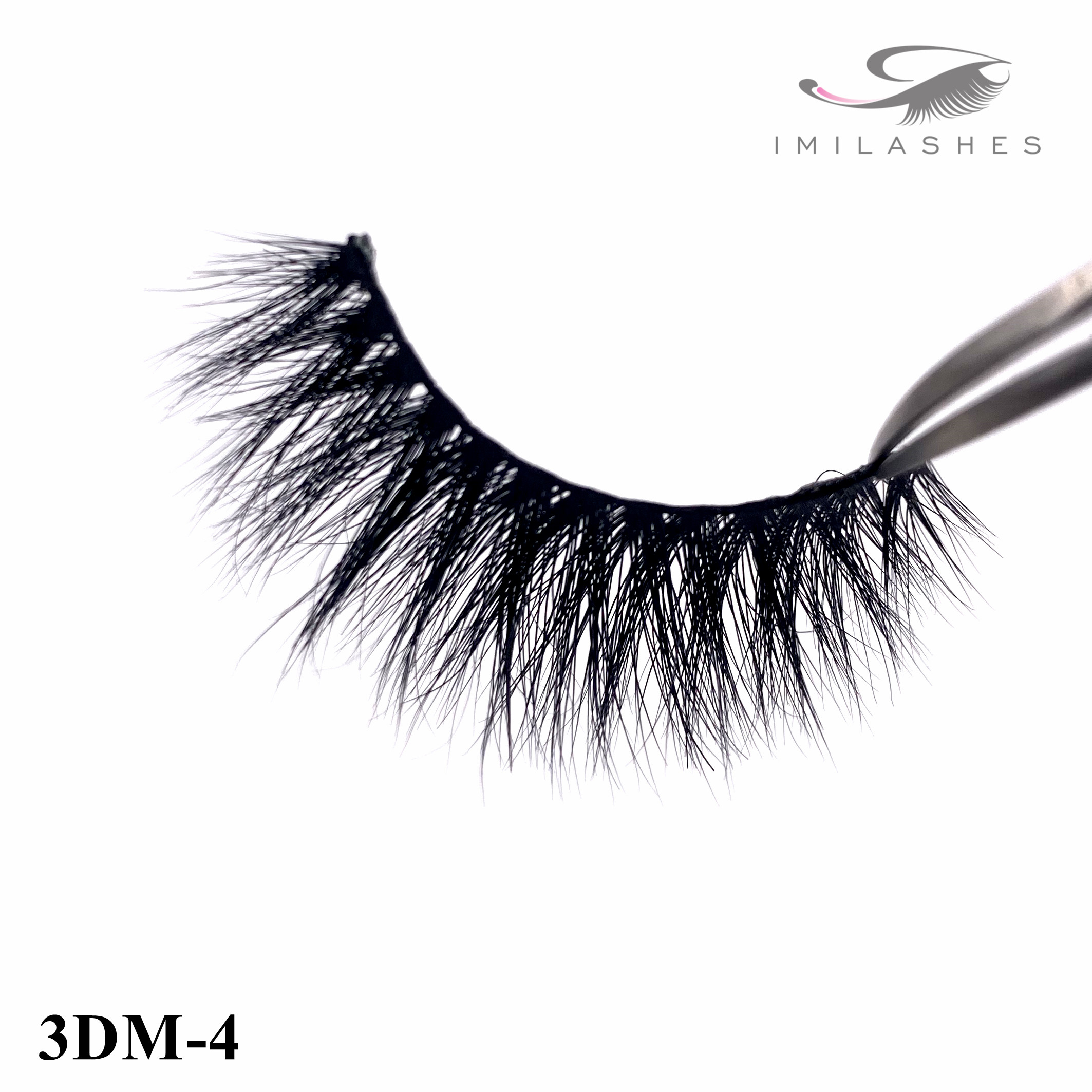 Wholesale luxury real mink eyelashes factory - A
