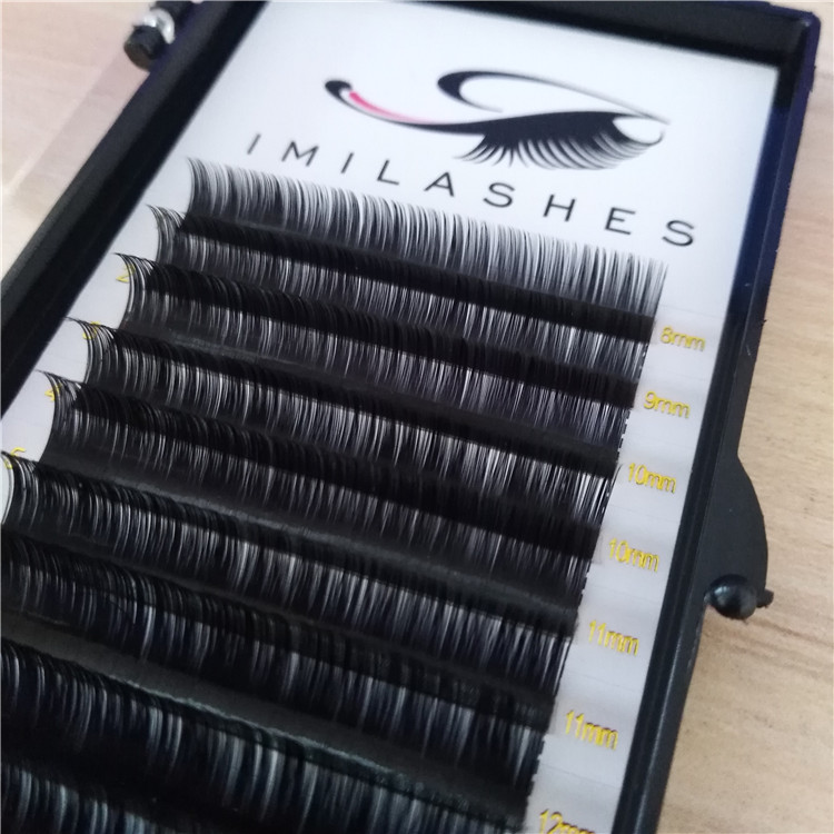 Volume eyelash extensions with competitive price supply-V