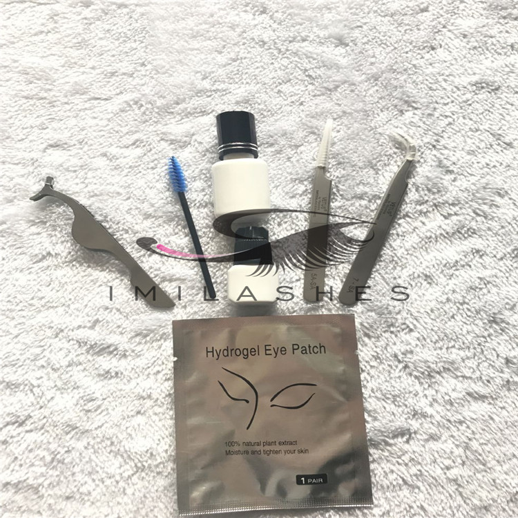 Eyelash Extensions Tools