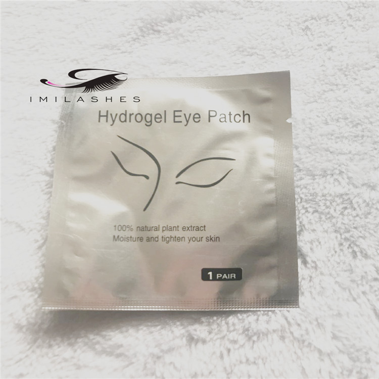 China eyelash patch vendor wholesale high quality eyelash extensions patch