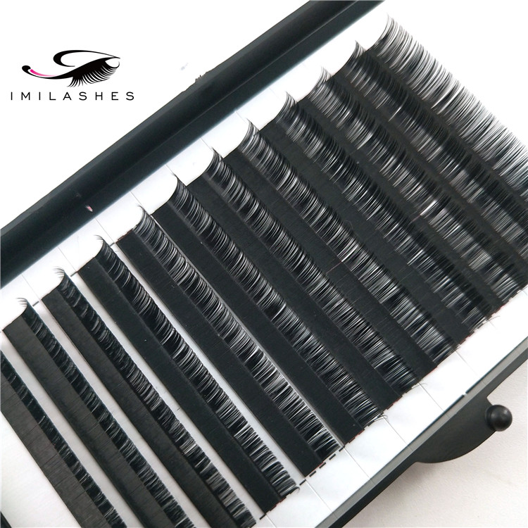 Wholesale silk eyelash extensions
