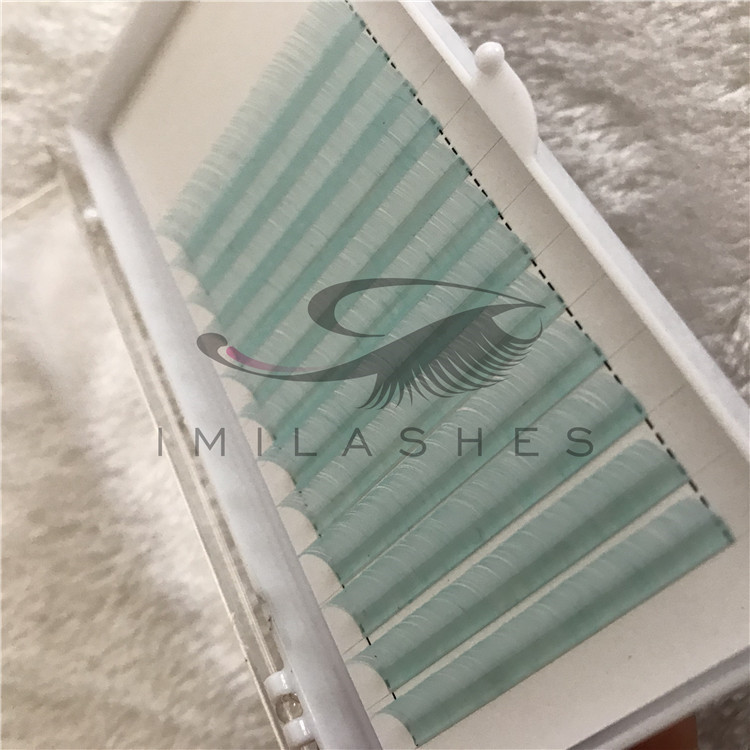 2019 New Style Colored Individual Eyelashes Extensions in Your Area
