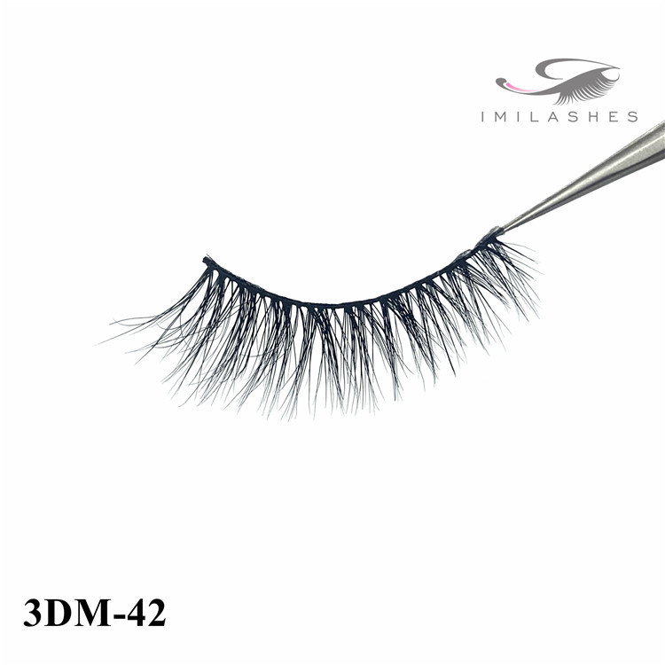 Luxury lashes wholesale and strip eyelash wholesale distributor-D