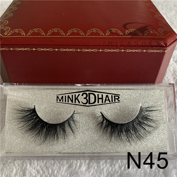 Eyelash extension distributors wholesale 3d mink eyelash extension