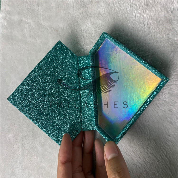 Wholesale custom eyelash packageing box