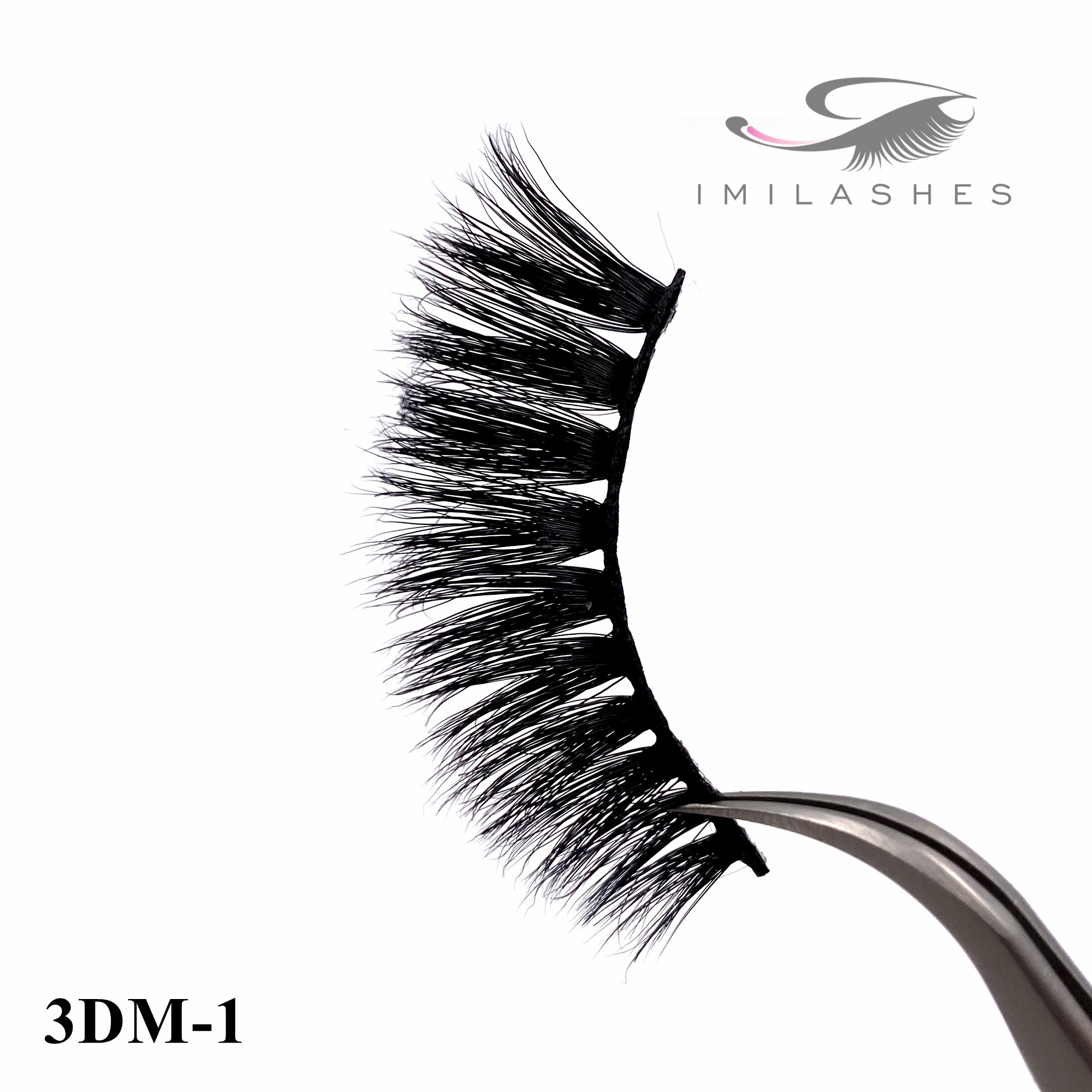 Permanent fake real mink lashes supplies - A