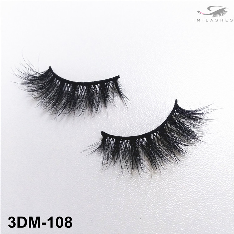 Handmade makeup strips lashes wholesale-V