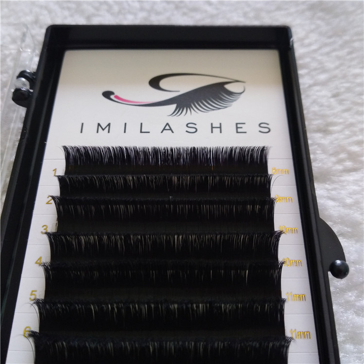 Wholesale high quality fast fanning lash extensions USA-V
