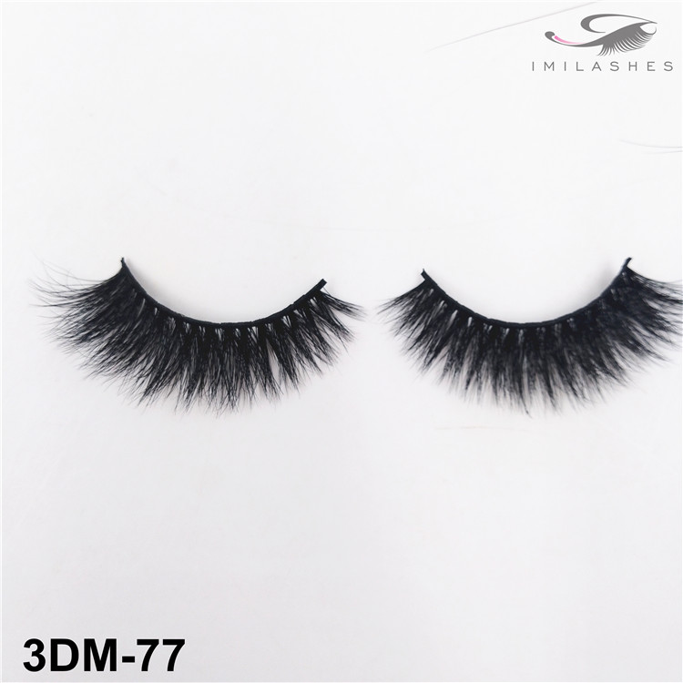 Best reusable soft comfortable mink lashes wholesale-V