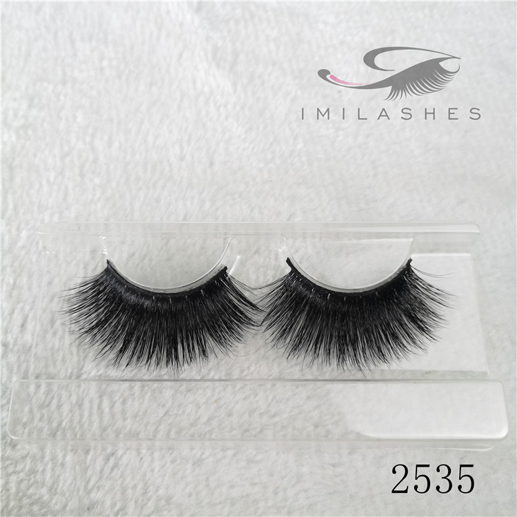 25mm mink 3d beauty lashes uk A-35