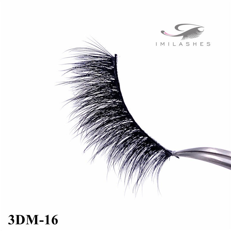 Full set 3d real mink lashes for sale - A