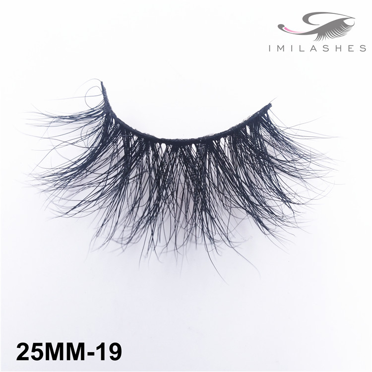Prime fake soft curl strips eyelashes supply-V