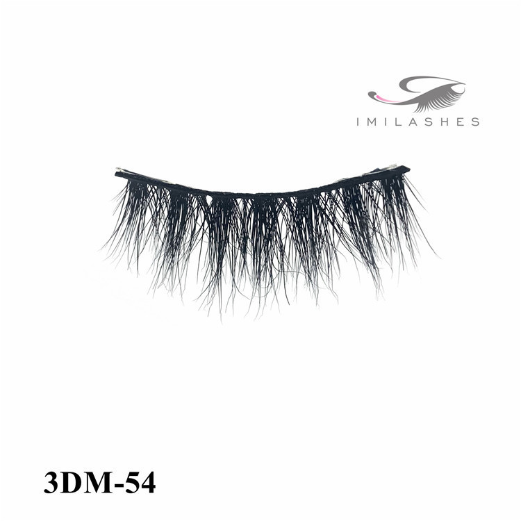 Free sample private label eyelash mink vendor-L
