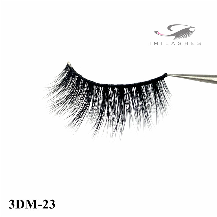 Buy real mink eyelashes factory - A