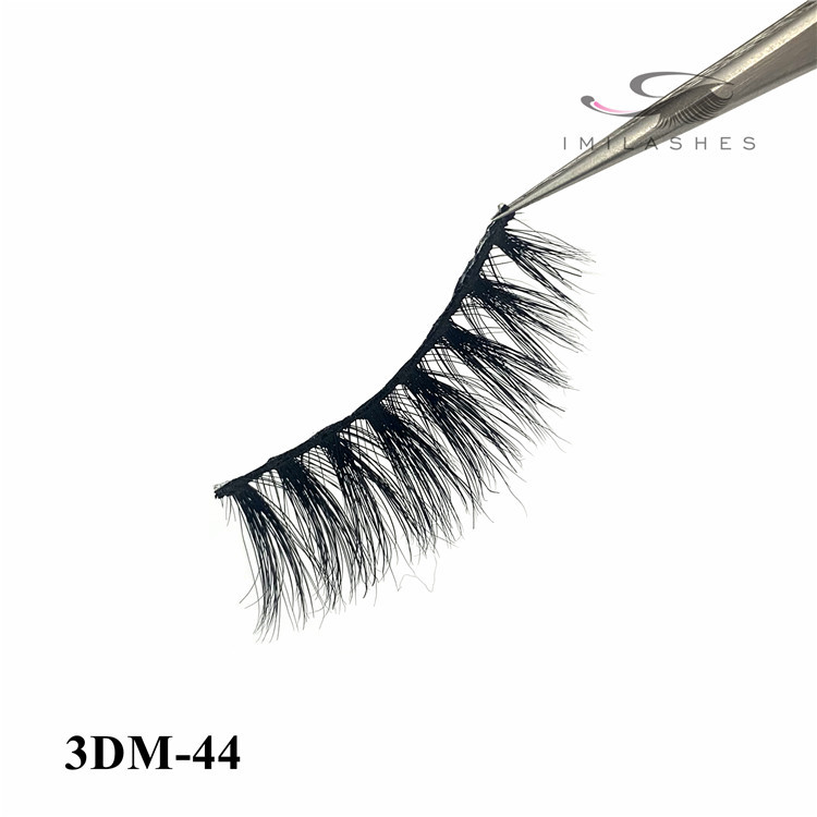 Different curl lashes and wholesale mink lashes and packaging-D